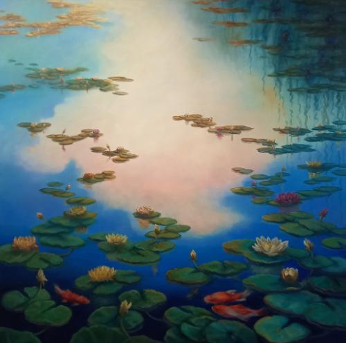 Artwork Waterlilies