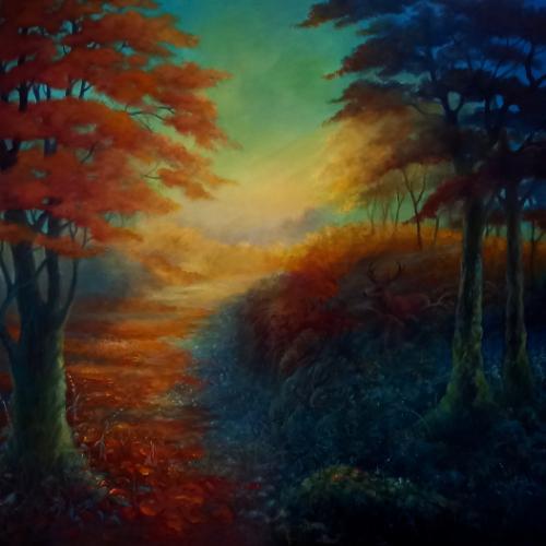 Artwork Lumière de la Forêt