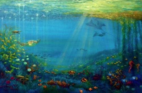 Artwork Coral Reef