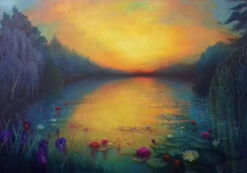 Artwork Golden Pond