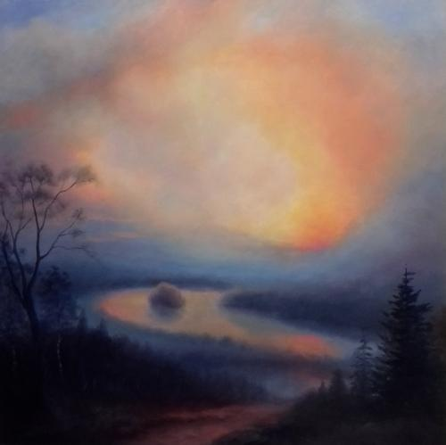 Artwork Evening Mist