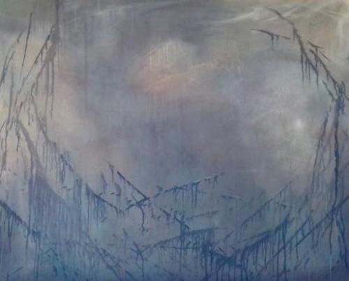 Artwork Silver Webs
