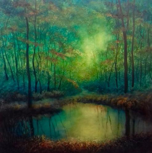 Artwork Jade Pool