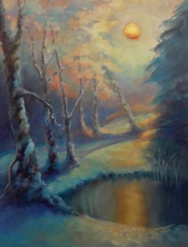 Artwork Winter Glow