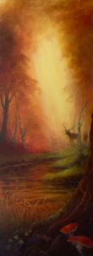 Artwork Forest Glow