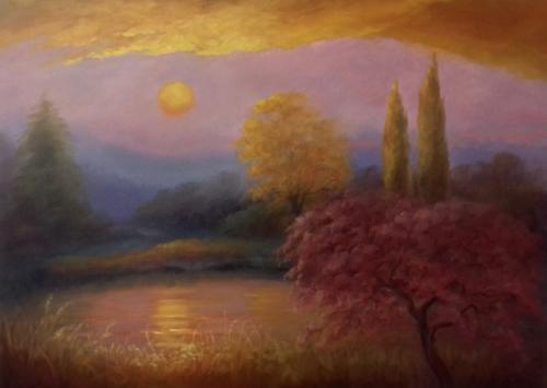 Artwork Lumière d'automne