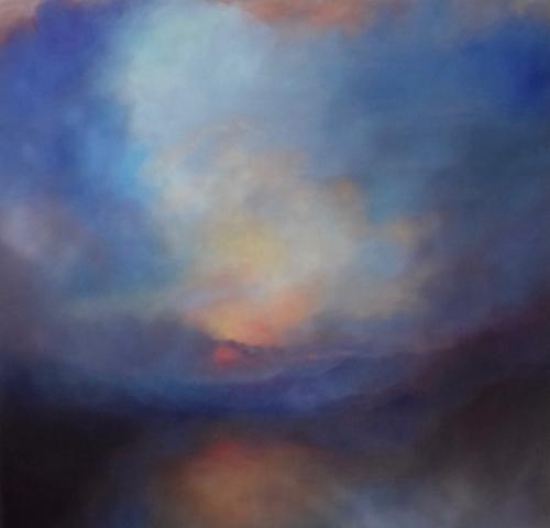 Artwork éternal et bleu
