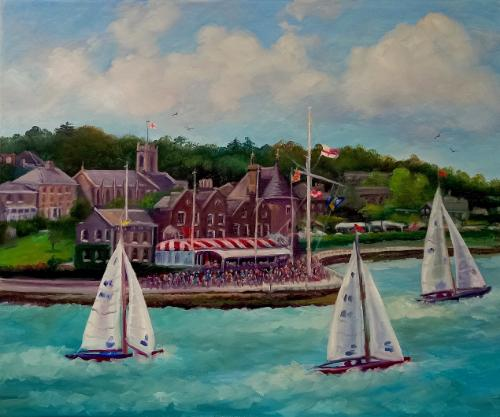 Artwork Cowes, Isle of Wight
