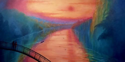 Artwork Two Afloat