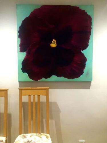 Pansy by LeeC - Use the 'Create Similar' button to commission an artist to create your own artwork.