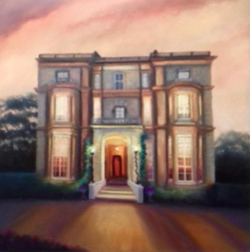 Hedsor House by LeeC - Use the 'Create Similar' button to commission an artist to create your own artwork.