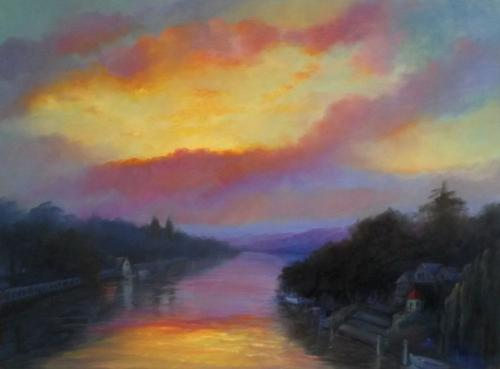 Artwork Eel Pie Sunrise