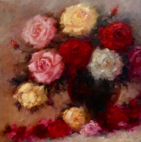 Artwork Winter Roses