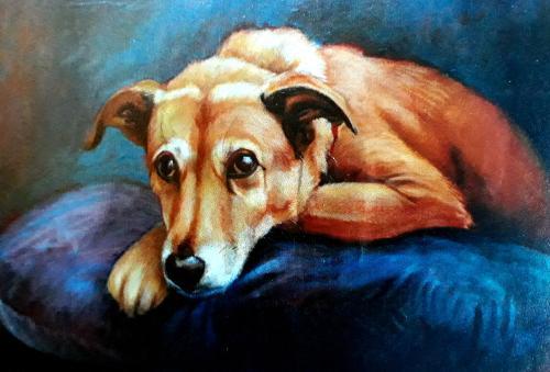 Artwork Animal portrait commissions