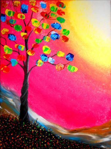 Artwork The Rainbow Tree