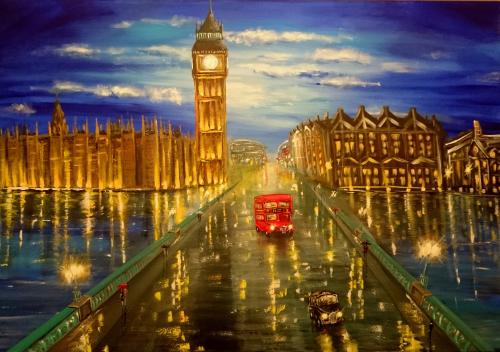 London Westminster 2 by Dilber