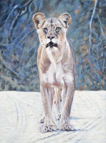 Artwork Lioness