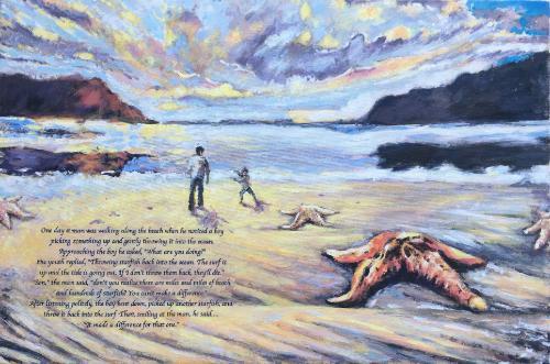 Artwork Starfish story