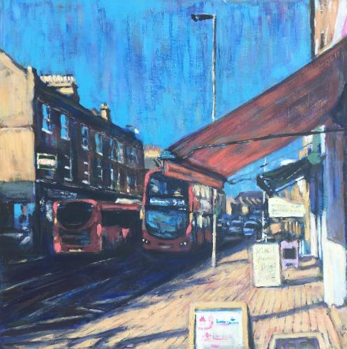 Artwork 319 to Streatham Hill