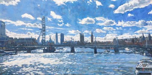 Artwork Thames impressions