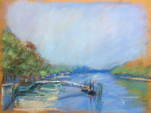 Artwork View from Putney Bridge