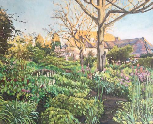 Artwork Garden commission