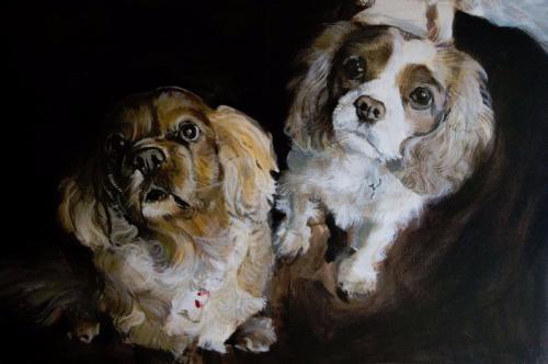 Artwork The Two Ladies