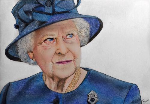 Artwork Queen Elizabeth