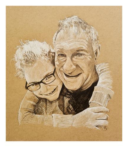 Artwork Family portrait