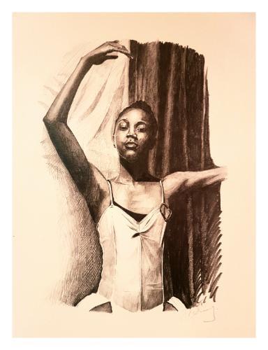Artwork Ballerina