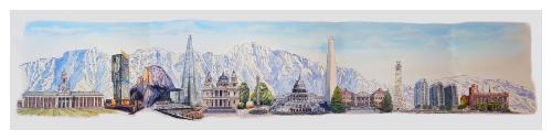Artwork Composite Work places commission