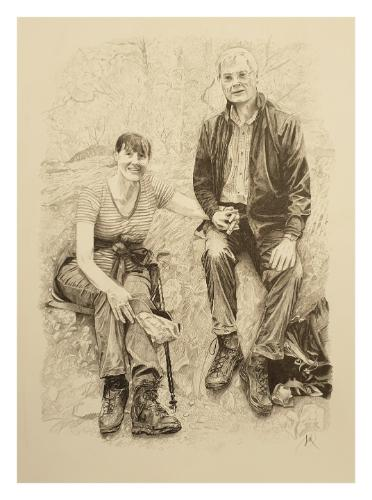 Artwork JANET AND DAVE
