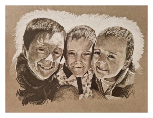 Artwork TALYA'S BOYS