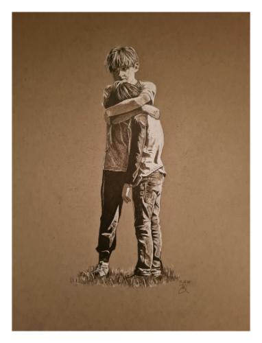 Artwork LOVE AND SADNESS