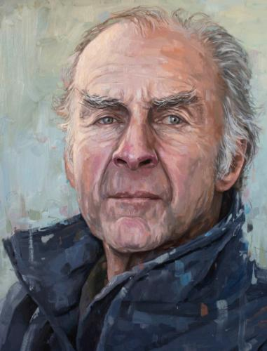 Sir Ranulph Fiennes by OliverW - Use the 'Create Similar' button to commission an artist to create your own artwork.