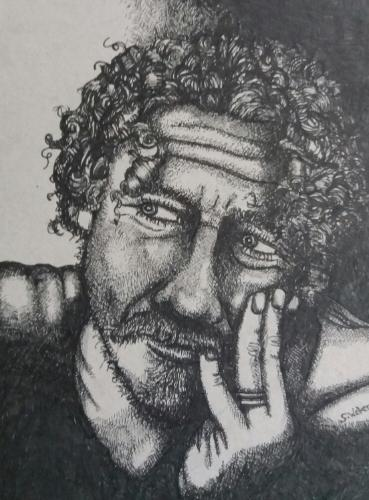 Artwork Self Portrait