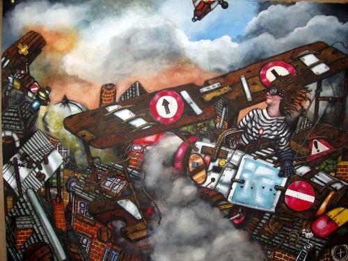 Artwork Dogfight
