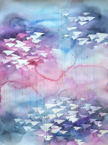 Artwork Connected | Seatle blues