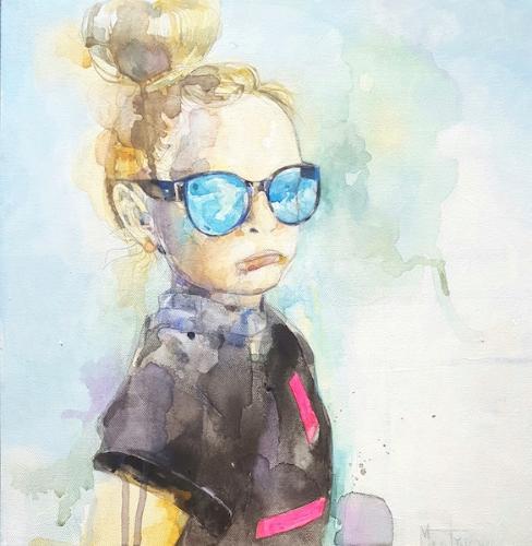 Artwork Faces | Little Ellie
