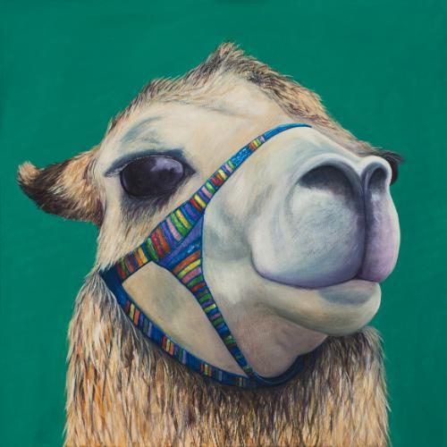 Artwork Llama Karma