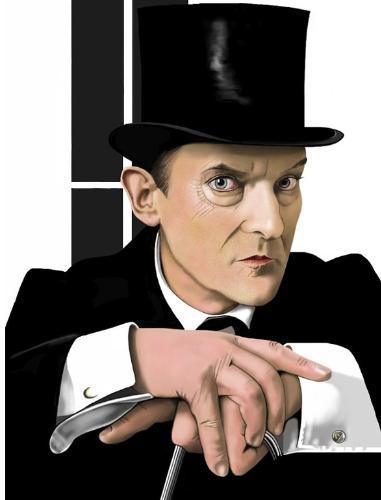 Artwork Sherlock Holmes Jeremy Brett