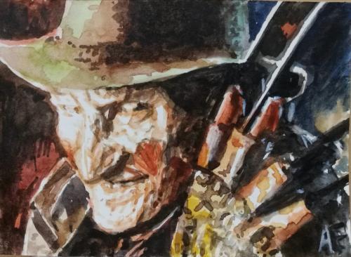 Artwork Freddy Krueger