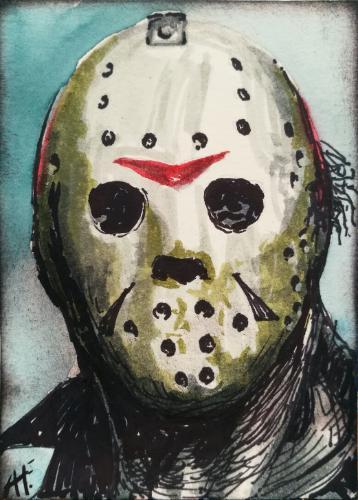 Artwork Jason Voorhees