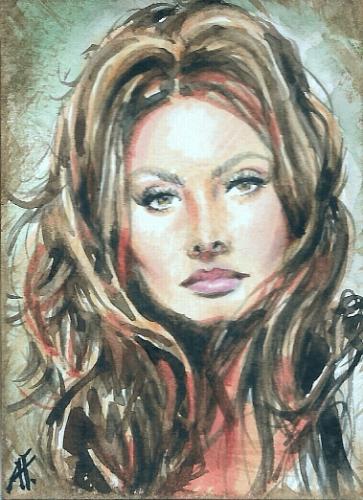 Artwork Sophia Loren