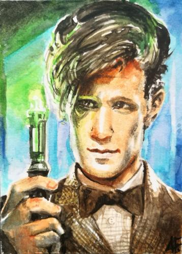 Artwork Doctor Who 2