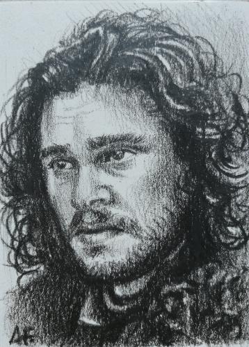 Artwork Jon Snow