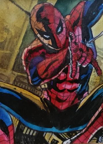 Artwork Spiderman