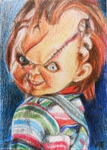 Artwork Chucky
