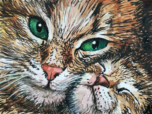 Artwork Cats