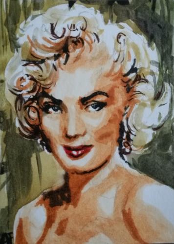 Artwork Marilyn